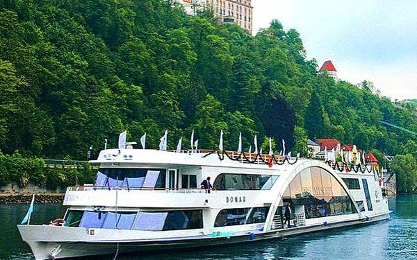 1denní plavba po Dunaji přes Německo a Rakousko5