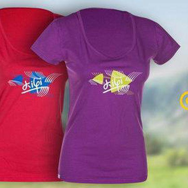 Dámské tričko Kilpi Bekka s potiskem