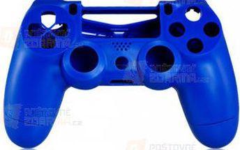 Ochranný plastový kryt na ovladač PS4 - 3 barvy a poštovné ZDARMA! - 9999920994