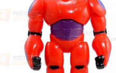 Červená postavička robota a poštovné ZDARMA! - 9999920993