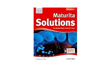 Maturita Solutions (2nd Edition) Pre-Intermediate (SB+WB) PACK