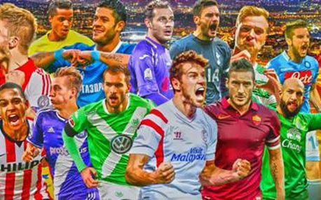 Zájezd na finále UEFA evropské fotbalové ligy 2015 ve Varšavě!