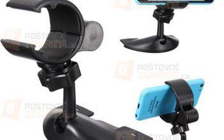 Stojánek na mobil do auta s nastavitelnou velikostí a poštovné ZDARMA! - 9999920984