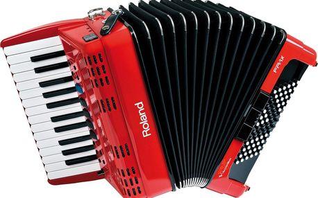 Digitální akordeon Roland FR-1X RD