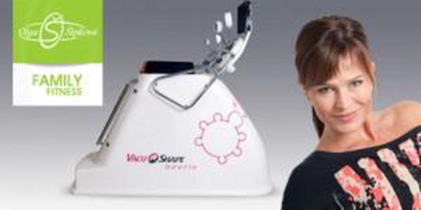 Nastartujte účinné hubnutí: VacuShape - permanentk...
