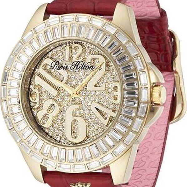 Dámské hodinky Paris Hilton PH.13576JSG/06