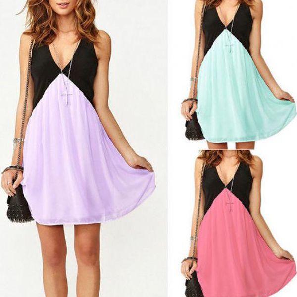 Vzdušné šaty Jacklyn!