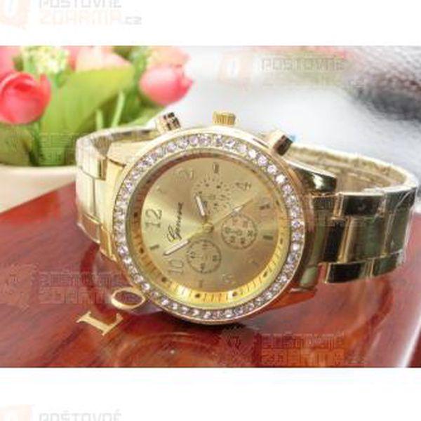 Pánské elegantní hodinky - na výběr ze dvou barev a poštovné ZDARMA! - 9999902293