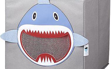 Úložný box na hračky - žralok