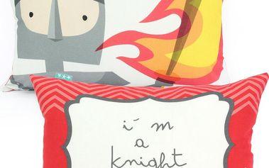 Povlak na polštář Knight 50x30 cm