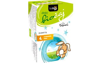 BABIO Dětský tišící biočaj 20x1 g