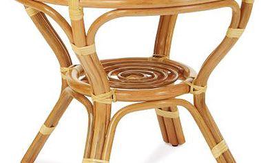 SCONTO PELANGI Ratanový stolek
