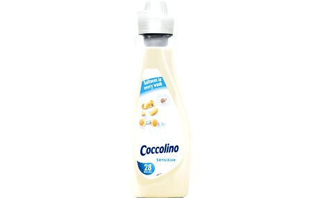 Coccolino Sensitive aviváž 28 dávek 1000 ml