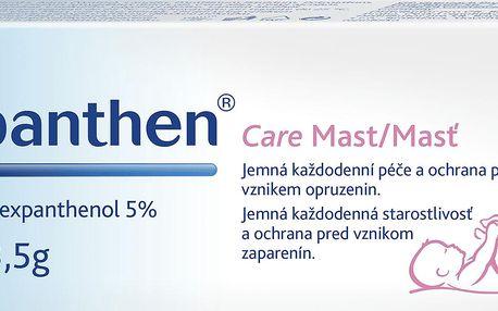 GP GRENZACH PRODUKTIONS GMBH, GRENZACH-WYHLEN Bepanthen Care mast 3.5 g