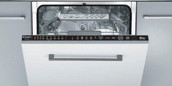 Integrovaná myčka nádobí Candy CDIM 5253 + prodloužená záruka na 5 let