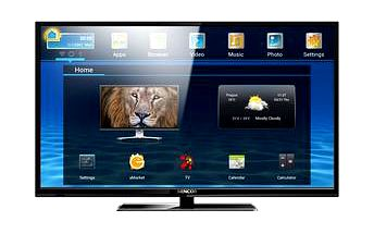 LCD televize s úhlopříčkou 99cm Sencor SLE 39A1000M4