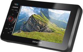 Přenosná LCD televize Sencor SPV 6714M4