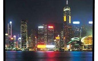 Projekční plátno o rozměrech 244x244cm Sencor SMS N244S