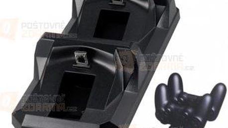 Mini dokovací stanice na ovladače PS4 a poštovné ZDARMA! - 9999921039