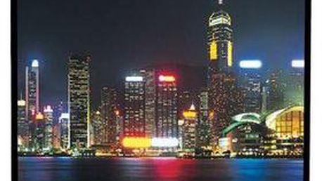 Projekční plátno Sencor SMS N244V s rozměry 244 x 183 cm