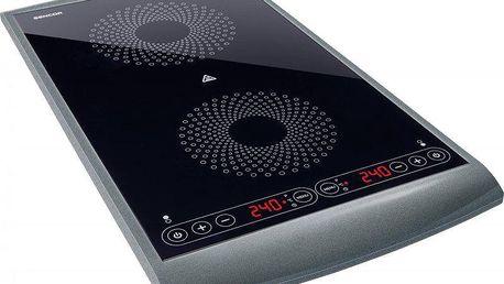 Indukční vařič Sencor SCP 5404 GY