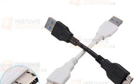 Datový a nabíjecí kabel pro Samsung Note 3 a poštovné ZDARMA! - 9999921036