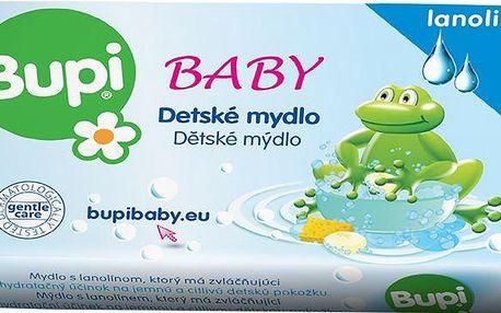 Dětské mýdlo s lanolínem 100g