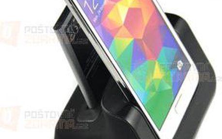 Nabíjecí stanice pro Samsung Galaxy S5 a poštovné ZDARMA! - 9999921075