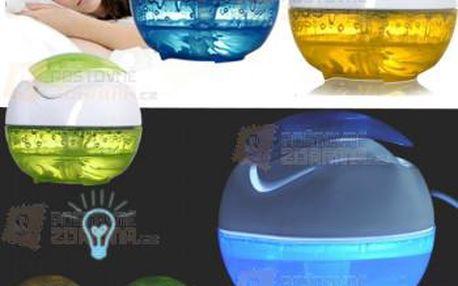 USB světlo a zvlhčovač vzduchu a poštovné ZDARMA! - 9999921271