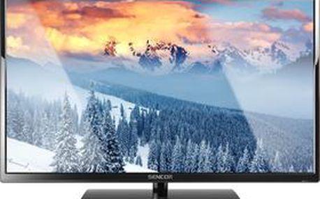 Full HD LED televizor Sencor SLE 40F55M4 s úhlopříčkou 102 cm