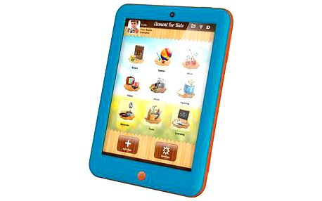 "8"" tablet Sencor ELEMENT 8 4KIDS s rodičovskou kontrolou"