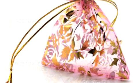 10 kusů pytlíčků na šperky a poštovné ZDARMA! - 9999921079