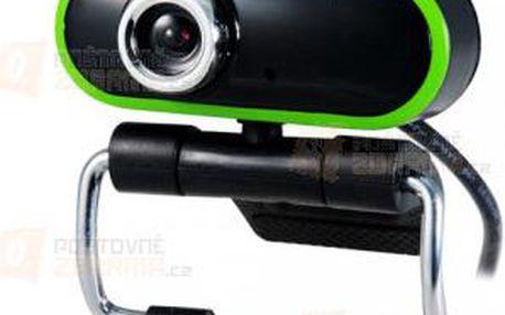 5Mpix webkamera s rotační hlavicí a poštovné ZDARMA! - 9999921037