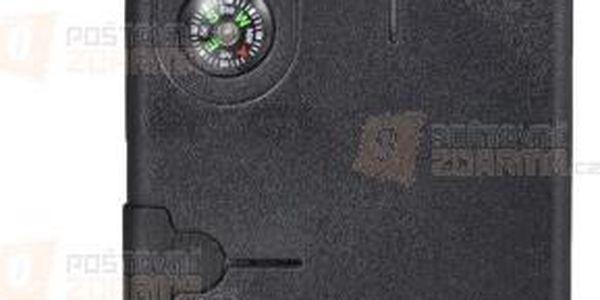 Multifunkční nástroj o velikosti karty a poštovné ZDARMA! - 9999921045