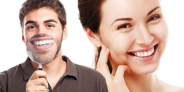 60minutová dentální hygiena s fluoridací v zubní ordinaci Dentica beauty v Praze