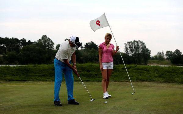 TŘÍDENNÍ intenzivní výuka GOLFU včetně zkoušek způsobilosti:17 hodin s lektorem PGA C! Platnost na sezonu 2015