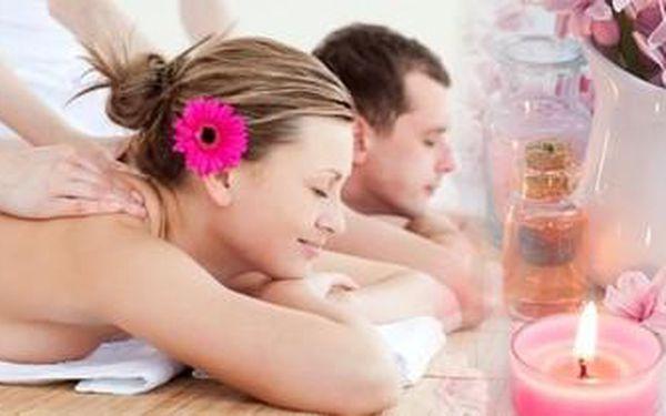 PÁROVÁ MASÁŽ celého těla pro dva. Relaxujte s partnerem nebo kamarádkou při jedné z 5 druhů masáží.
