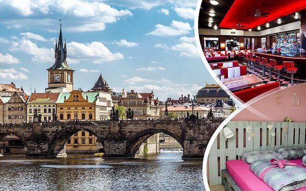 3denní pobyt pro dva u Pražského hradu se snídaní nebo projížďkou na Segway a spoustou dalšího.