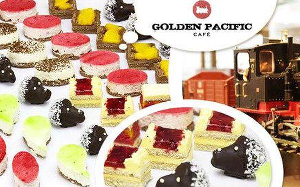 Oblíbené minidezerty z Golden Pacific Café