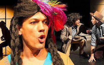 Vstup na divadelní představení Vinnetou
