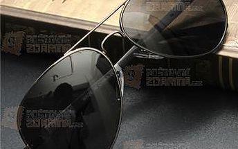 Stylové retro letecké brýle - 3 barvy a poštovné ZDARMA! - 9999921153