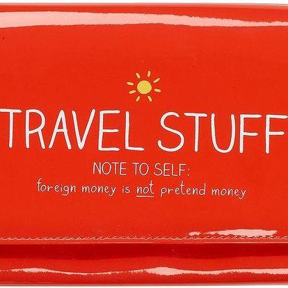 Cestovní pouzdro na doklady Travel Stuff