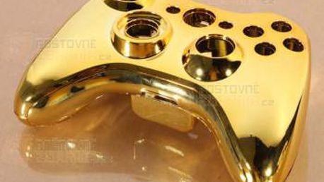 Ochranný kryt na ovladač Xbox 360 - 4 barvy a poštovné ZDARMA! - 9999921101