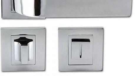 Richter Czech C.THEA.WC. s WC kličkou, lesklý chrom