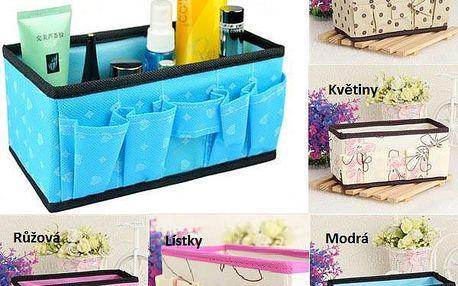 Organizér na kosmetiku z netkané textílie - 9999916020