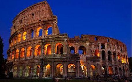 Poznejte Vatikán a luxusní perlu Neapolského zálivu - Capri!