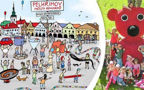 Vstupenky do Muzea rekordů a kuriozit v Pelhřimově