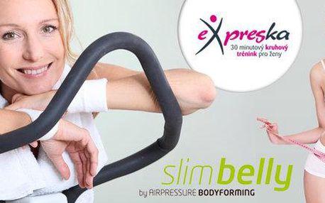 4týdenní trénink pro ženy na SlimBelly