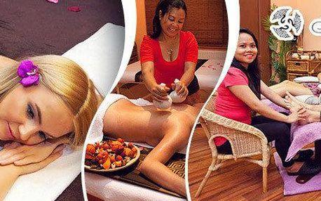 Výběr z 6 netradičních masáží v Salonu Elite - 60 minut