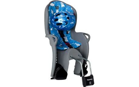 Hamax Kiss set medium grey/light blue